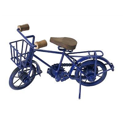 Bicicleta Decorativa Azul II
