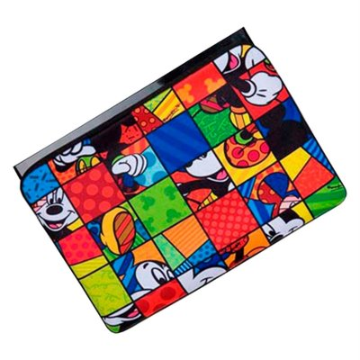 Capa p/ Note Mickey 15 - Romero Britto