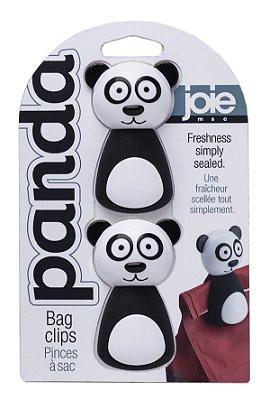 Conjunto 2 Clips Panda