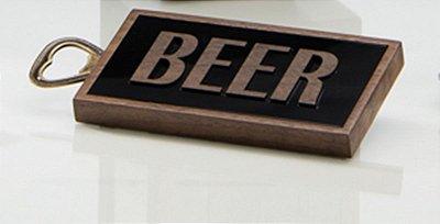 Abridor de Garrafas Beer