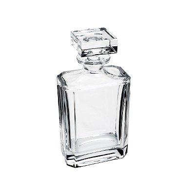Garrafa Cristal Blank Quadrada 700ml