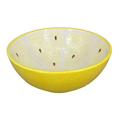 Conjunto Bowls Limão Amarelo - 4 peças