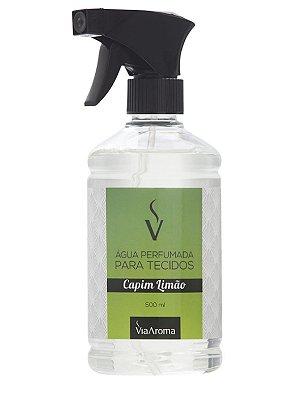 Água Perfumada p/ Tecidos Capim Limão - 500ml