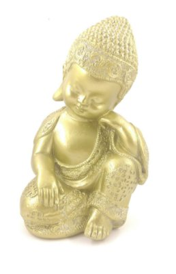 Monge da Sabedoria Dourado
