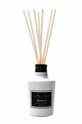 Difusor Black e White Bamboo 250ml