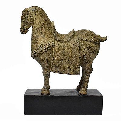 Estatueta Cavalo Han P