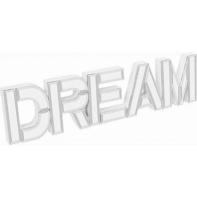 Palavra Dream Decorativa GS