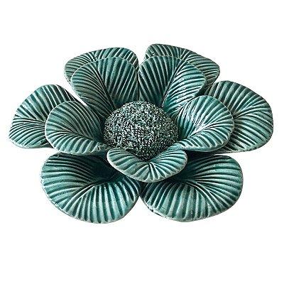 Flor Decorativa Verde BTC