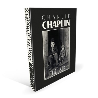 Book Box Chaplin The Kid Trevisan