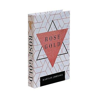 Book Rose Gold M Trevisan