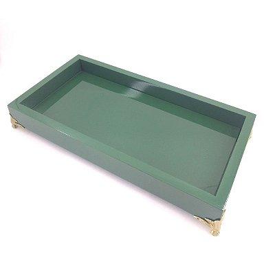 Bandeja Colors Verde 29cm Rojemac
