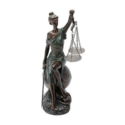 Dama da Justiça Decorativa Rojemac