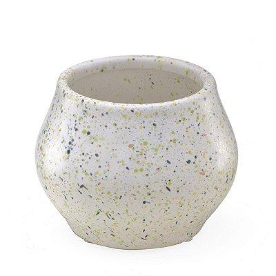 Vaso Cerâmica Decorativo Mabruk