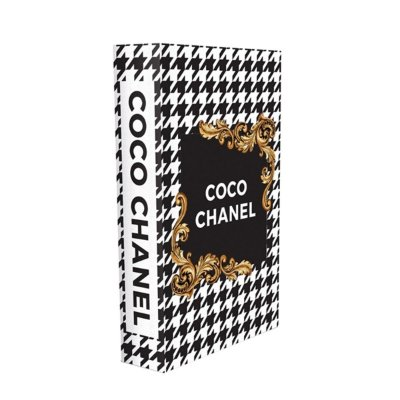 Book Box CC Pied de Poule Maxi Trevisan