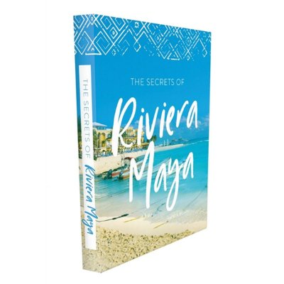 Book Box The Secrets of Riviera Maya Maxi Trevisan