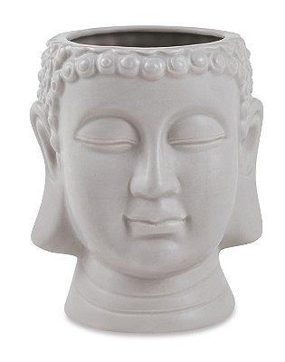 Cachepot Buda Cinca em Cerâmica Mart