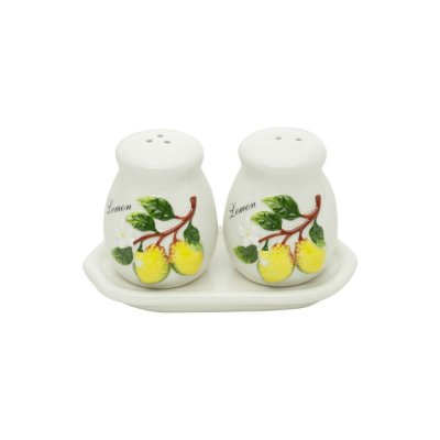 Saleiro e Pimenteiro Lemons Rojemac