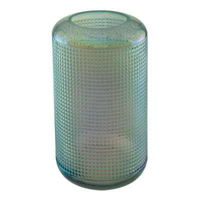 Vaso Decorativo Vidro Verde 27cm Rojemac
