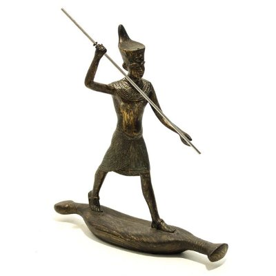 Escultura Pescador Egípcio City