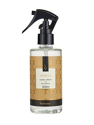 Home Spray Vanilla 200ml Via Aroma
