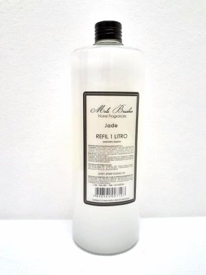 Refil Sabonete Perolado Jade 1L Mels Brushes