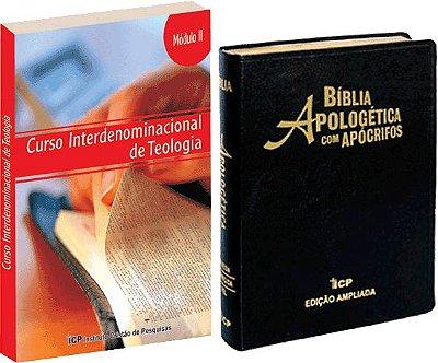 Curso Interdenominacional de Teologia à Distância - Médio - 8 Módulos