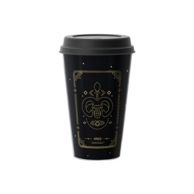 Copo Café 500ml SIGNOS - Áries