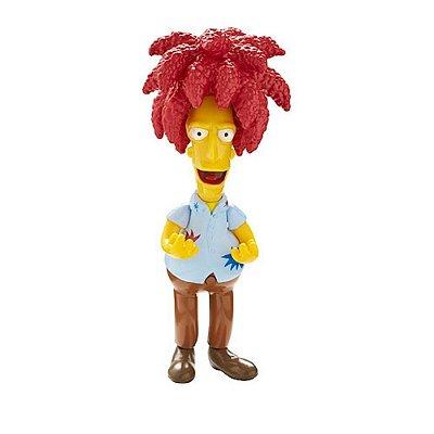 Boneco Simpsons Sideshow Bob Com Som