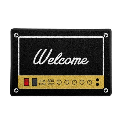 Capacho 60x40cm - AMP Welcome