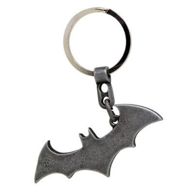 Chaveiro DC Originals LOGO BATMAN Dark Metal - Beek