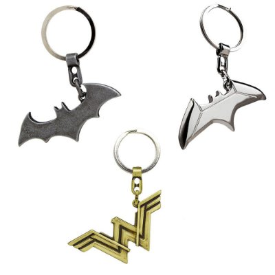 Kit 50 Chaveiros Batman Vs Superman - Beek