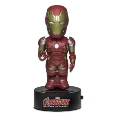 Estatueta Body Knocker HOMEM DE FERRO Ultron - Neca