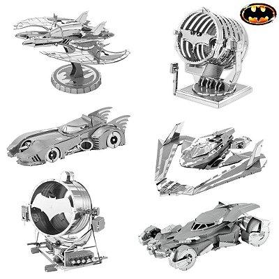 Kit Mini Réplicas de Montar BATMAN
