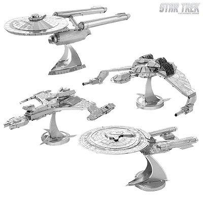 Kit Mini Réplicas de Montar STAR TREK