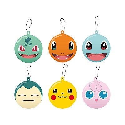 Enfeites Árvore de Natal Pokémons