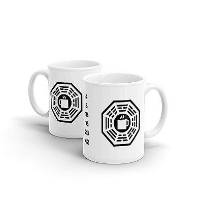 Caneca Cerâmica - DHARMA COFFEE