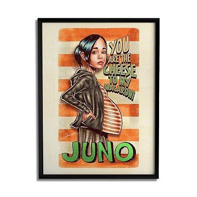 Quadro Decorativo Juno By Renato Cunha - Beek