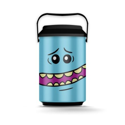 Cooler 10 Latas RICK AND MORTY - Meeseeks