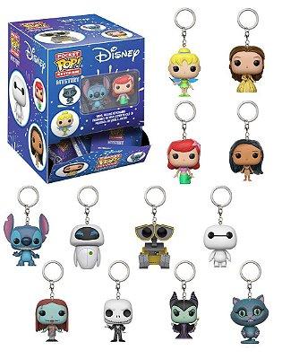 Caixa Surpresa Chaveiros Funko Pop! Disney S1 24un.