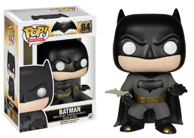 Estatueta Funko Pop! Heroes Batman V Superman - Batman