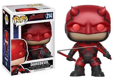 Estatueta Funko Pop! Marvel Daredevil Tv - Demolidor W/Helmet