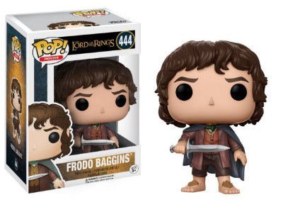Estatueta Funko Pop! Movies Lord Of The Rings/Hobbit - Frodo Baggins