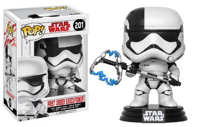 Estatueta Funko Pop! Star Wars The Last Jedi - First Order Executione