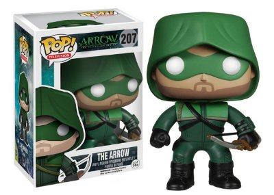 Estatueta Funko Pop! Television Arrow - The 'Hood'
