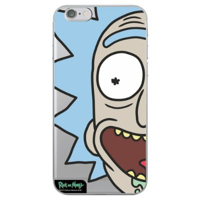 Capa Para Celular Rick RICK AND MORTY Oficial - Beek