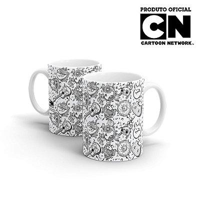 Caneca Cartoon Network OFF Mix 2 Fofo