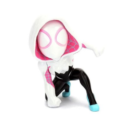 Boneco Metal DIE CAST MARVEL SPIDERMAN Gwen Aranha 4""