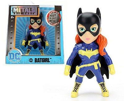 "Mini Bonecos Metal DIE CAST DC Bat Girl 2,5"""