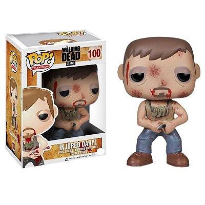 Estatueta Funko Pop! The Walking Dead - Injured Daryl