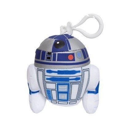 Chaveiro de Pelúcia R2-D2